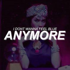 blue - marina and the diamonds