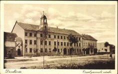 Dombóvár; Orsolya-rendi zárda, 1934.
