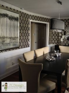 PC Design Inc. Indian Hill, Ohio - Dining Room Remodel - After - Modern - Dining room - Images by PC Design Inc | Wayfair