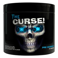 The Curse Pre Workout India, Lowest Price, Genuine Product Guaranteed.