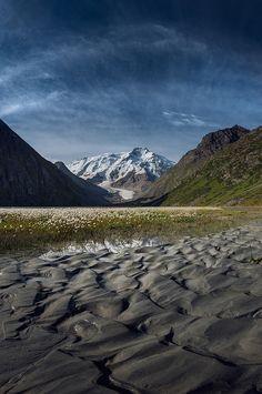 Waves, Issyk Kul Province Kyrgyzstan 