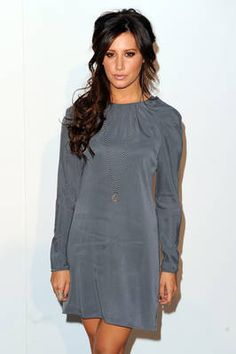ashley tisdale I think is stunning as a dark long haired beautiful lady!  Tessa