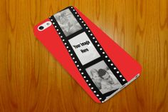 NEW Custom Photo Reel iPhone 4 /4S / 5 / 5C / by CustomCaseKings, $19.99