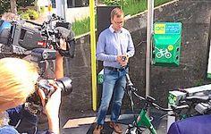 Neue attraktive E-Bike Ladestationen  #e-ladestation, #vorarlberg, #umweltverband, #e-mobilitaet, #mprove, #pressekonferenz