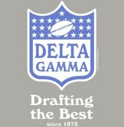 Delta Gamma has been drafting the best since 1873 :)
