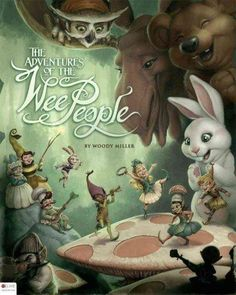 The Adventures of the Wee People: Elive Audio Download Included