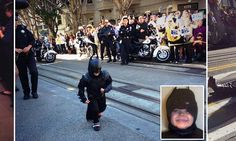 Batkid to the rescue! San Francisco transformed into Gotham City for the day to grant 5-year-old cancer victim's wish to become a superhero