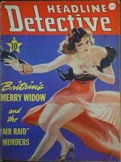 pofoz May 1941 issue Seattle Mystery Bookshop