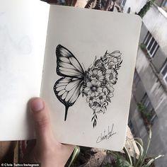 Shawn Mendes gets butterfly tattoo after getting the idea from a fan - Tattoo designs - Mini Tattoos, Body Art Tattoos, Small Tattoos, Sleeve Tattoos, Cool Tattoos, Forearm Tattoos, Tatoos, Awesome Tattoos, Arrow Tattoos