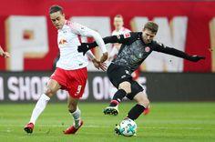 RB Leipzig musste sich am 15. Spieltag der Fußball-Bundesliga gegen FSV Mainz 05 mit einem 2:2 (2:1) Unentschieden begnügen.