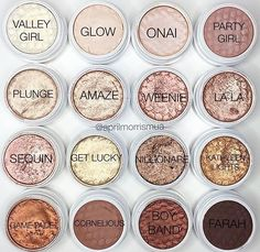 Colourpop Shadows