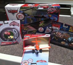 Disney Planes Toys are Here!  A Perfect Complement to Your Cars Collection! #WorldofCars #cbias #shop