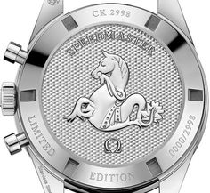 """OMEGA Speedmaster 'CK2998' Limited Edition Watch - by Bilal Khan - """"New for Baselworld 2016, we see the release of the Omega Speedmaster """"CK2998"""" Limited Edition watch, a refreshed version of one of the original Omega Speedmasters, the CK2998. This new version opts for the familiar manual winding calibre 1861 movement but reimagines the dial with a splash of blue and some rhodium..."""""""
