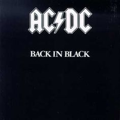 As young heavy metal fans we were chocked when Bon Scott died. We thought ACDC would be finished. Little did we know. Angus came through big time. Back in black.