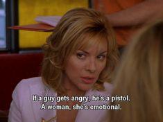 So true Samantha, so true.