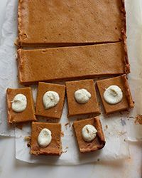 Pumpkin Pie Bars Recipe on Food & Wine