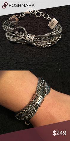 Silpada talk of the town bracelet Stunning piece!!!  1 available Silpada…