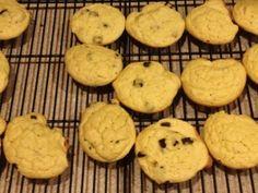 Paleo Cookies - gluten, grain, and sugar free!