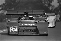 Jackie Oliver - Shadow Mk III Chevrolet - Don Nichols -  Canadian-American Challenge Cup 1972