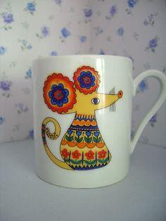 Childrenu0027s Mug By SPAL   60u0027s