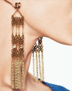 Gypsy Queen Earrings - JewelMint