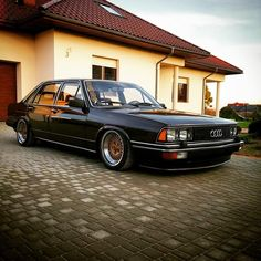 Audi 200 (Type 43, C2) | See www.facebook.com/...