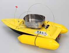 Free Shipping!New T10 Bait Boat Lure Fishing RC Anti Grass Wind Remote Control+6400mAh Battery