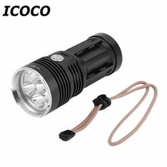 Lights & Lighting Led Flashlights Conscientious Led Flashlight Led Torch Aluminum Waterproof Zoomable Flashlight T6 5 Mode Torch Nightlight 15000lm Portable