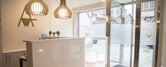 Proyecto de Iluminación Clínica Odontológica Abeledo&Filpo, con el asesoramiento de nuestra compañera Beatriz Señor colaborando con los decoradores de Art Decó Interiorismo y Diseño  #Proyecto de iluminacion