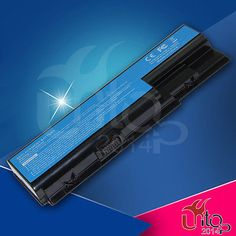 New 6 Cell Battery For Acer Aspire 5920 5310 5315 AS07B32 BT.00804.020