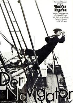 Hans Hillmann, Der Navigator, 1974