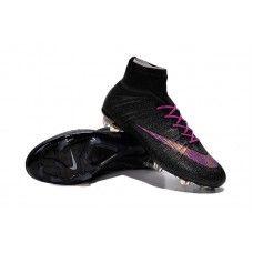 low priced 36af1 2785f Nike Mercurial Superfly FG Černá Růžový fotbalová obuv Cheap Football Shoes,  Soccer Shoes, Football
