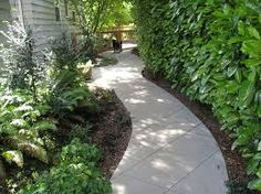 Image result for contemporary garden paths
