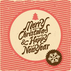 Vintage Christmas Greeting Cards on Behance