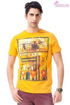 Defacto 2013 Yaz T-shirt Modelleri - http://3xmoda.com/t-shirt/defacto-2013-yaz-t-shirt-modelleri.html - Kıpır kıpır, cıvıl cıvıl günleri yaşacağımızı, denizlere, sahillere giderek tek hamleyle T-shirtlerimizi bir kenara atacağımızı düşleyerek sabırsıklıkla beklediğimiz yaz ayları, güneşin sıcak gülümsemesiyle artık kendini göstermeye başladı. Biz de Defacto 2013...