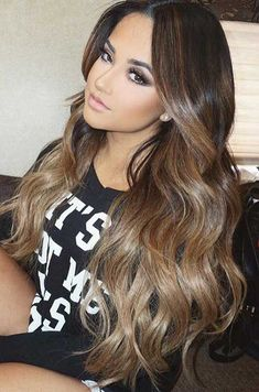 remy balayage real human hair extensions,meet your needs to add hair volume and length. tape in hair extensions in hair extensions tape in hair extensions tape in hair extensions tape in hair extensions Becky G Hair, Tape In Hair Extensions, Balayage Extensions, Long Layered Hair, Hair Highlights, Pretty Hairstyles, Layered Hairstyles, Latest Hairstyles, Celebrity Hairstyles
