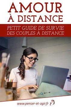 Amour à distance : petit guide de survie des couples à distance Couple A Distance, Best Quotes, Couples, Zen, Culture, Amazon, Self Esteem, Platonic Love, Happy Love