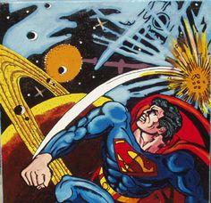 Superman Saves the Earth