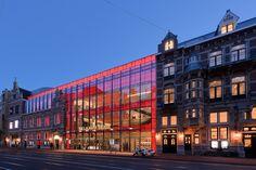 Portfolio – Architectuur fotograaf Dirk Verwoerd voor architectuur en interieur fotografie. Werkt door heel Nederland