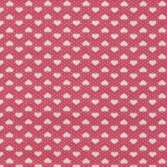 Smart Hearts 5 - Baumwolle - altrosa