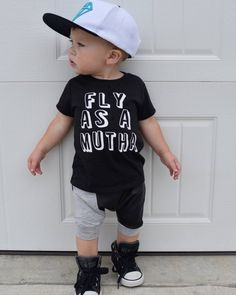 Fly guy shirt fly as a mutha toddler boy clothes funny boy shirt baby boy clothes trendy boys clothe Baby Outfits, Trendy Boy Outfits, Trendy Baby Boy Clothes, Toddler Boy Outfits, Kids Outfits, Toddler Dress, Toddler Boys Clothes, Junior Clothes, Toddler Chores