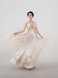 Floral Wedding Gown - Weddingbee