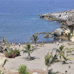 Playa Las Galgas - Playa Paraiso - Costa de Adeje - Tenerife Sur - Islas Canarias. Tenerife, Canario, Costa, Water, Outdoor, World, Canary Islands, Beach, Gripe Water