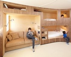 bunk bed rooms for kids | Interesting decision bunk beds for children's room | Ideas for Home ...