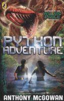 Python Adventure - Anthony McGowan