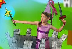 Adobe Photoshop For Kids! Fantasy Me!