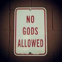 None! #atheist #atheism
