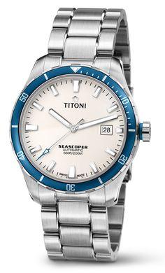 Titoni Seascoper Dive Watch   watch releases