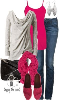 """Casually Comfortable contest entry #7"" by enjoytheview on Polyvore"