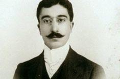 Constantine P. Cavafy born in Alexandria, Egypt, to Greek parents on April 1863 – April